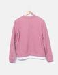 Pink sweatshirt combined Amisu