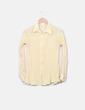 Blusa plisada amarilla NoName