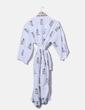 Kimono con print floral NoName