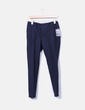 Pantalón chino azul marino Zara
