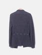 Chaqueta tricot con lazos Massimo Dutti