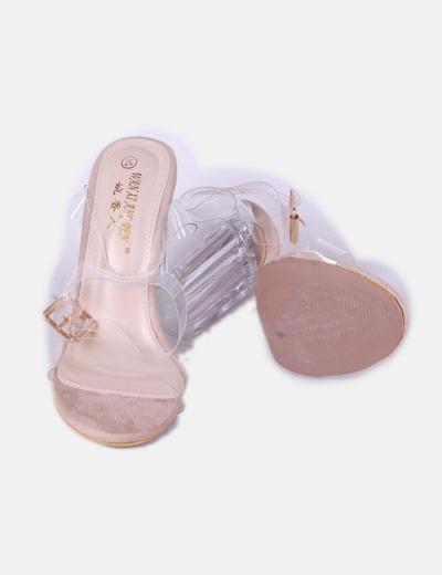 Tacón Transparente Tacón Transparente Zapato Zapato Zapato Zapato Tacón Tacón Transparente Transparente Zapato Tacón 1lF3KJucT
