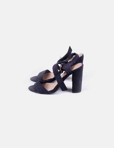 Sandalias negras Primark