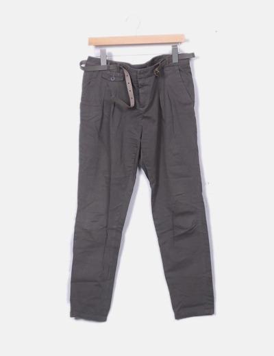 Chino Pantaloni Pantaloni Chino Da Zara Zara Donna BeWCdoxr