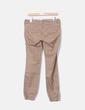 Pantalón marrón baggy Bershka