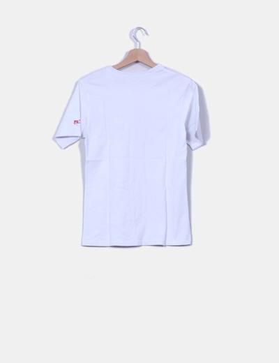Camiseta blanca como made me do it
