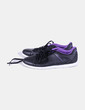 Chaussures noires lacets de sport John Smith