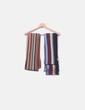 Conjunto 2 bufandas multicolor NoName