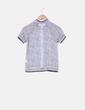 Blusa semitransparente cremallera  Stix Casual