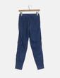 Legging azul talle alto Pull&Bear