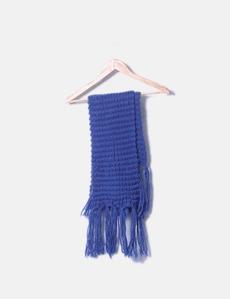 90a288dc83 Bufanda lana azul El Corte Inglés