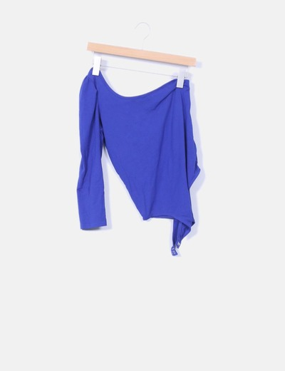 Body azul klein  Bershka