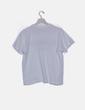 Camiseta blanca print combinado Aruba