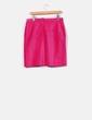 Falda de terciopelo rosa fucsia  Precchio Colors Concept