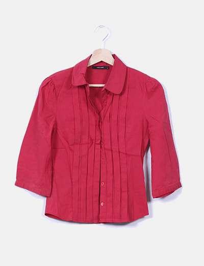 Camisa roja Vero Moda