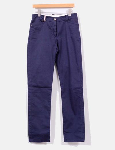 Pantalón azul marino Tintoretto