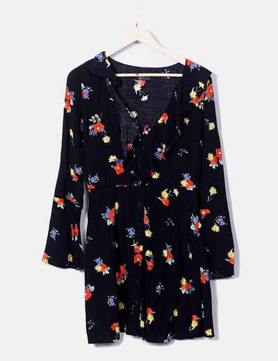 Floral dress with jacket Nobody's child