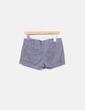 Shorts cuadros azul marino Suiteblanco