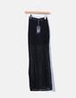 Falda larga semitransparente NoName
