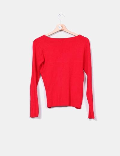 Jersey rojo pico
