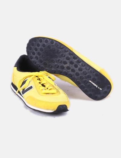 Cordones Amarilla Con Sneaker Amarilla Amarilla Con Cordones Sneaker Sneaker Con thsrxBQdC