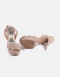 Sandalia beige strass Parfois