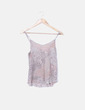 Blusa taupé floral Wilfred  free