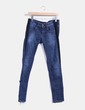 Jeans pitillo detalle lazo Liberty Fashion