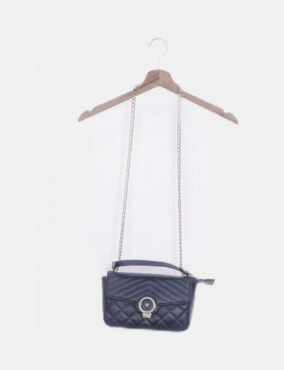 Bolso mini azul marino