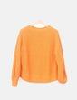 Jersey naranja chenilla H&M