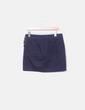 Minifalda azul marina Springfield