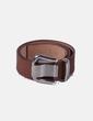 Cinturón cuero marrón Uterqüe