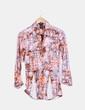 Camisa larga estampado texturizado  Custo Barcelona