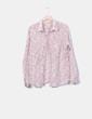 Camisa beige estampado floral Southern Cotton