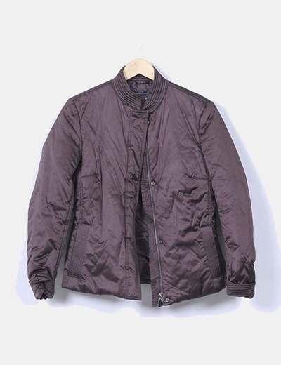 Chaqueta marrón Zara