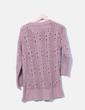 Jersey de punto rosa Easy Wear