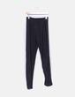Pantalón negro deportivo Oysho