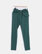 Pantalón verde detalle bolsillos Kling