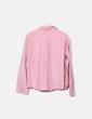 Camisa de pana rosa Unit