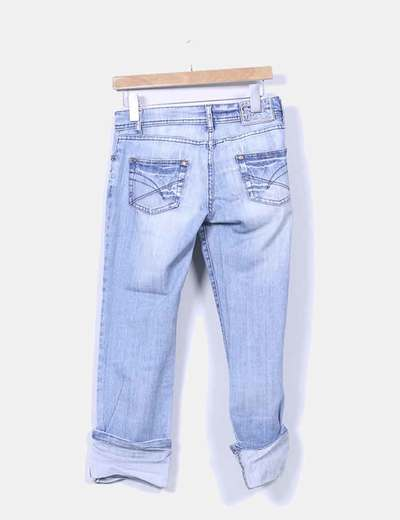 Jeans tobillero