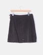 Mini falda marrón de pana NoName