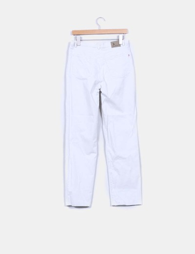 Pantalon gris claro