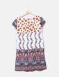 Vestido multicolor floral Suiteblanco