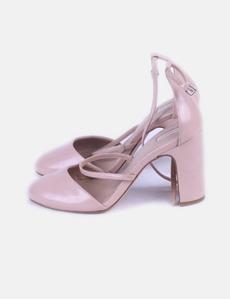 4b4321f25b2 Zapato rosa acharolado Stradivarius