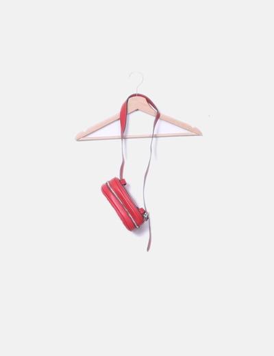 Fanny pack rouge Stradivarius