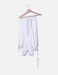 Blusa blanca combinada Pull&Bear