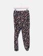Pantalon ample à fleurs Stradivarius