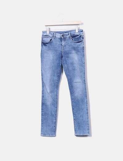 Jeans des à élastiques Zara