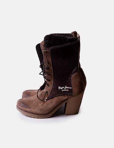Bottes Pepe Jeans