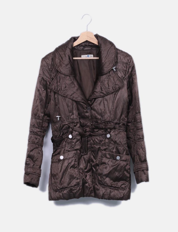 6b376024292 Abrigo URBAN Mujer acolchado Abrigos Chaquetas baratos marrón online de y  impermeable PRwUrFPxqH ...